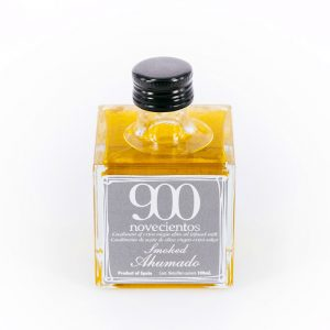 Aceite de oliva sabor ahumado