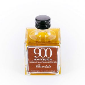 aceite de oliva sabor chocolate