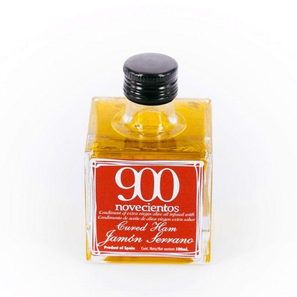aceite de oliva sabor jamón