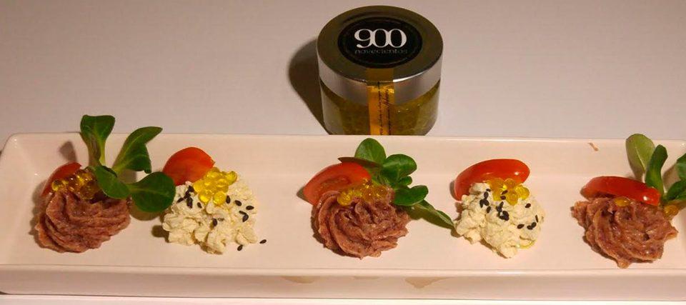 caviar aceite