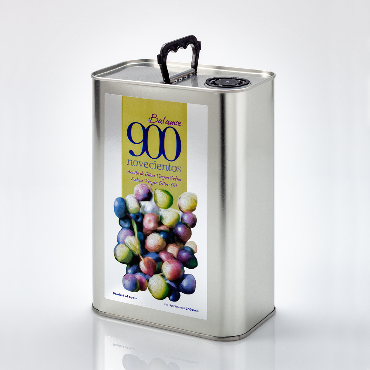 Aceite de oliva 900 Balance