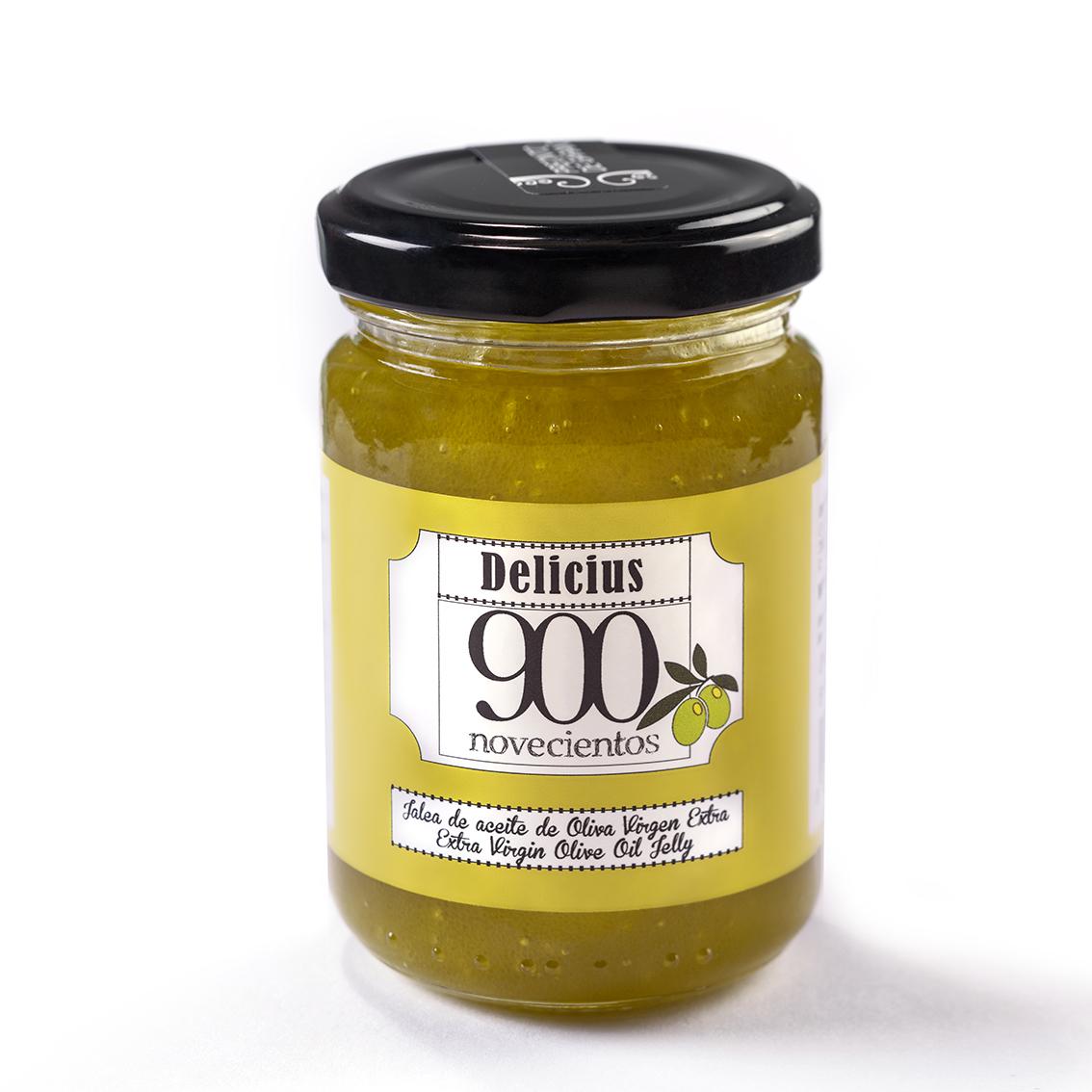 Jalea de aceite de oliva 900