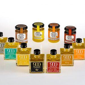 assortment of oils