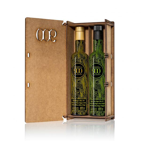 Regala aceite de oliva premium 900