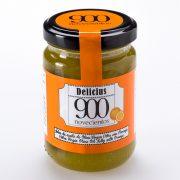 mermelada de aceite de oliva con naranja