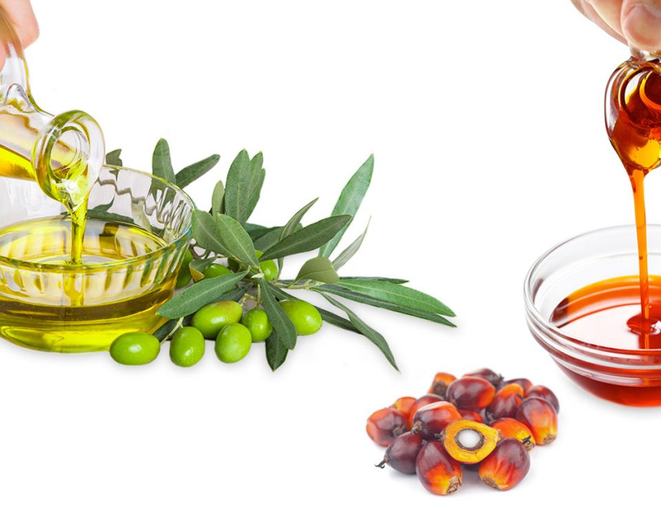 Aceite de Oliva vs Aceite de Palma