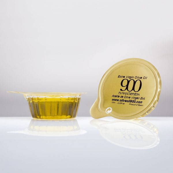 EVOO oil single dose