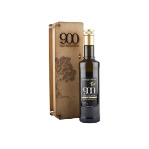 Caja Regalo con Aceite de Oliva Premium