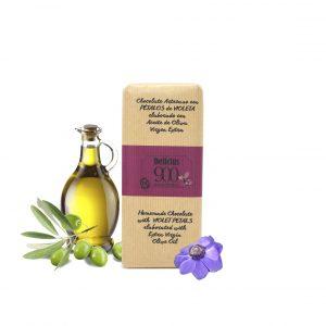 gourmet chocolate de naranja y aceite de oliva virgen extra 900