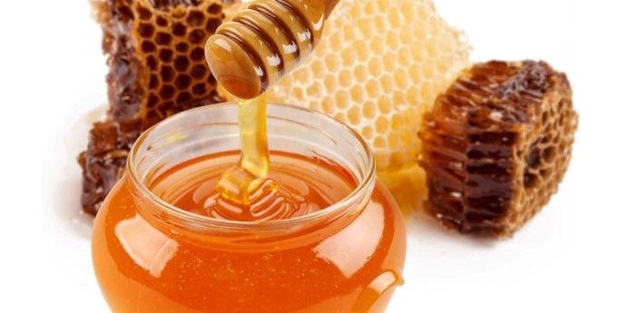 imagen de las propiedades de la miel